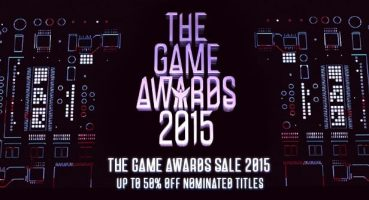 The Game Awards 2015  ( 05.12.2015 İndirimi)