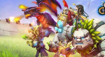 Castle Clash: Age of Legends – (Kale Savaşı Efsaneler Çağı)