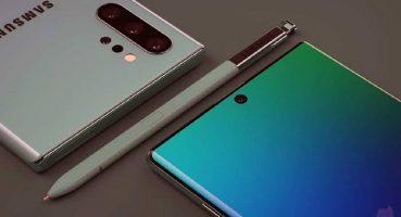 Samsung, Galaxy Note 10'u Ağustos'ta piyasaya sürmeye hazırlanıyor
