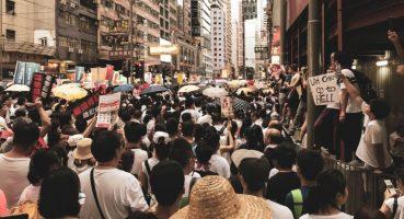 Telgraf kurucusu, Çin'in Hong Kong'daki protestocuları rahatsız etmek için uygulamayı hack ettiğini iddia ediyor
