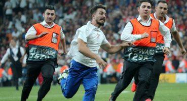 Deli Mi Ne Süper Kupa Finali'nde sahaya girdi!