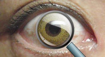 Bilim adamı göz kırparak yakınlaştırmanıza izin veren bir kontakt lens yaptı