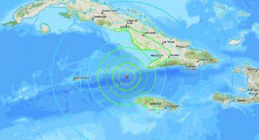 Küba ve Jamaika'da 7,7 Büyüklüğünde Deprem!