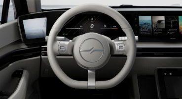 Sony Vision-S Elektrikli Araba Piyasalarda