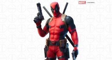 Deadpool Resmi Olarak Fortnite'a Geldi