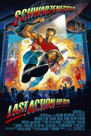 Son Aksiyon Kahramanı- Last Action Hero (1993)